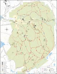 I 35 Map Pound Ridge Trails Leatherman Harriers Trail Running Group Of