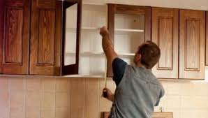 what height to hang cabinets at what height to hang kitchen cabinets 14 photo standards
