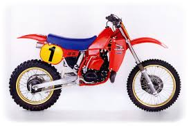 road legal motocross bikes honda rc 500 works 1984 favourite bikes pinterest honda