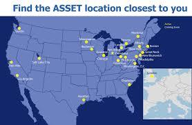 Rochester Ny Map Scleroderma Asset Study
