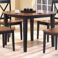 Dining Room Wood Tables by Best 25 Two Tone Table Ideas On Pinterest Refinished Table How