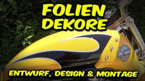 design folien folien design entwerfen erstellen und montieren flammen dekor