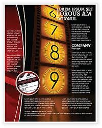 movie flyer template word yourweek 44568aeca25e