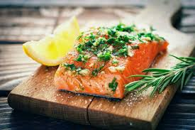 the history of salmon as food