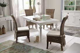 Dining Room Idea Dining Room Modern Wingback Dining Chairs With White Ceramic