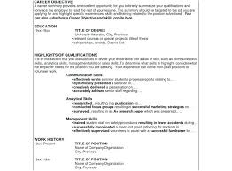 resume format tips successful resume format