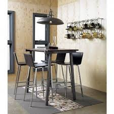 Cb2 Bar Stools Leather Square Bar Stool Foter
