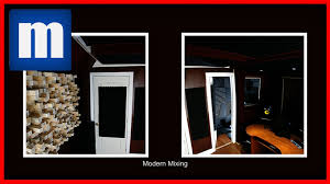 Bedroom Music Studio Design Building A Home Recording Studio Time Lapse Modernmixing Com