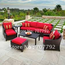 Resin Patio Furniture by Black Wicker Outdoor Furniture Resin Black Resin Outdoor Chairs