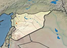 Syria On The Map by A Hastily Planned Visit To Syrian Protests Had Long Term