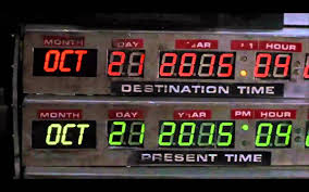 back to the future real future date when marty mcfly arrived