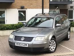 2003 vw passat chrome pack 1 9 tdi se manual new cambelt and water