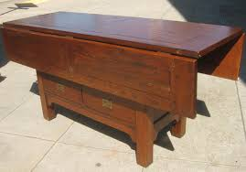 Drop Leaf Kitchen Table For Small Spaces Drop Leaf Tables For Small Spaces Rectangular Drop Leaf Console