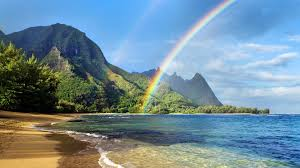 misc house end rainbow entertainment nature technology beautiful