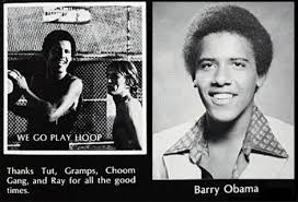 high school yearbook reprints bombshell look who obama thanked in his high school yearbook
