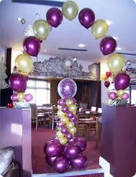 balloon decoration ideas mansfield balloon company wedding