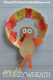 10 turkey kid crafts roundup turkey wreath wreaths and craft
