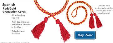 graduation cords for sale graduation cords for honor societies from honors graduation