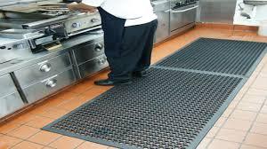Rubber Floor Mats For Kitchen Large Kitchen Floor Mats Kitchen Floor Mats For Comfort The