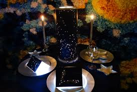 lamp centerpieces shadow star constellations shade u0026 table lamp centerpiece
