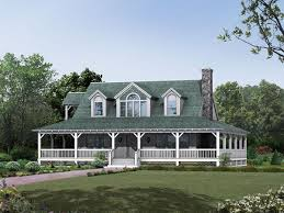 Floor Plans With Wrap Around Porch 44 Best Wrap Around Porches Images On Pinterest Country House