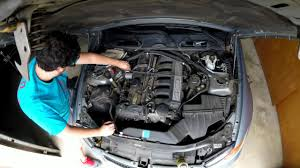 2008 bmw 328xi change how to change spark plugs on a 2008 bmw 328i in 1 minute