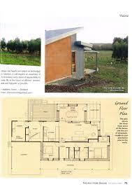 ballan strawbale house in the media u2014 enduring domain building design