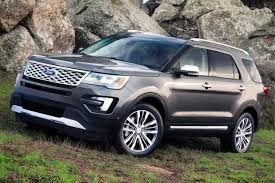 cars ford explorer 2016 ford explorer pricing for sale edmunds