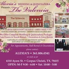 quinceanera packages alexias wedding quinceaneras venues event spaces 6110