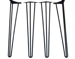 30 inch c table 30 inch hairpin legs etsy