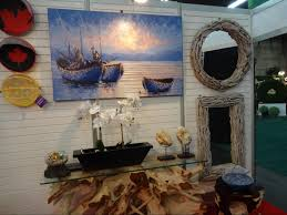 indonesian furniture and home decor products drew local interests