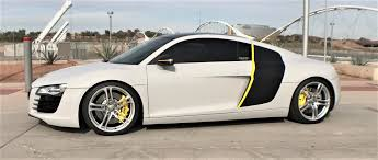 audi r8 wrapped stratton motor cars2008 audi r8 vinyl wrap color change u0026 accents
