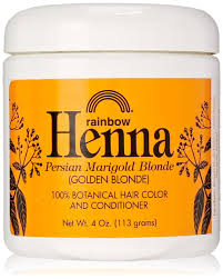golden orange color amazon com rainbow research henna hair color and conditioner