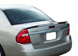painted 2004 2005 2006 2007 chevrolet malibu spoiler factory style