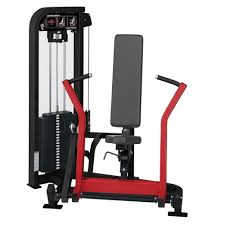hammer strength select chest press life fitness strength