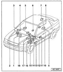 audi a4 quattro where can i find a fuse panel diagram and