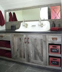 Barnwood Bathroom Vanity Best Of Barnwood Bathroom Vanity And Bathroom Vanity Bathroom