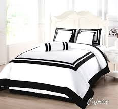 White Comforters Black Comforters Mesmerizing And White Bedding Set Birdcages