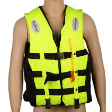 luminous cycling jacket vest life jacket waterproof swimming for adults water sports with