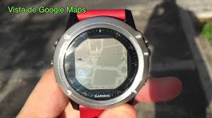 Oregon Google Maps by Instalar Google Maps Y Open Street Maps En Garmin Fenix 3 Youtube