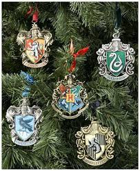 harry potter decorations lights card and decore