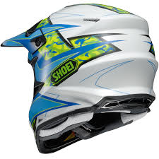 motocross helmet shoei vfx w turmoil motocross helmet mx off road racing lightweight