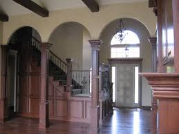 Craftsman Style Homes Interiors by Craftsman Interior Cool Interior Balcony John Malick U Associates