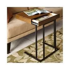 laptop tv desk sofa table portable w storage drawer kids couch