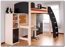 Bunk Bed For Adults Bunk With Desk 25 Awesome Bunk Beds With Desks Perfect For Kids
