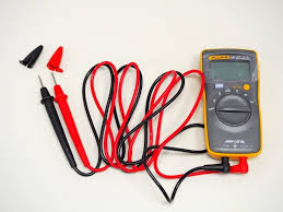 fluke 101 basic digital multimeter pocket portable meter equipment