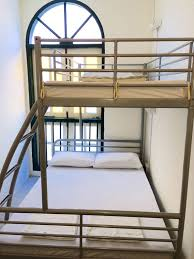 3 Person Bunk Bed Superb Hostel Home