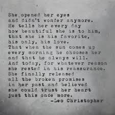 Quotes To Tell Him You Love Him by Leo Christopher U2022 Just Once More Leo Christopher Pinterest