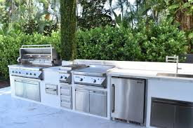 Outdoor Kitchen Sink by Twin Eagles Outdoor Kitchen Straight Luxapatio