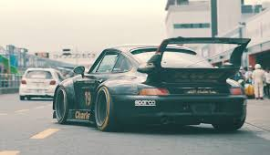 Rwb Porsche Builder Akira Nakai Goes Racing The Drive